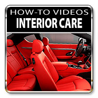 Proper interior car care