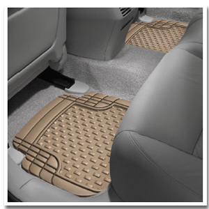 WeatherTech All Vehicle  Mats are available in two sizes that fit all vehicles!