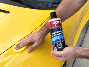 Boyd Coddington Hyper Gloss Carnauba Wax