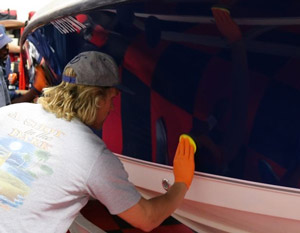 Marine 31 Boat Detailing Class February 10th 11th