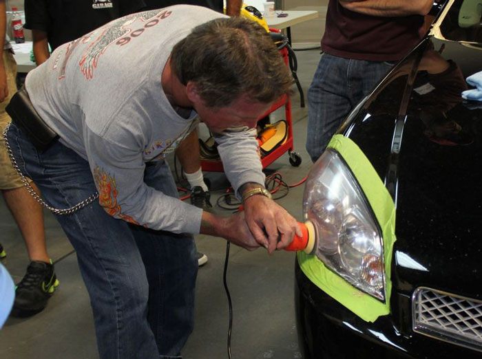Car Detailing Class How To Detail A Car Instructional Class Mike