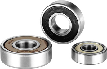 NSK Bearings ensure a long life