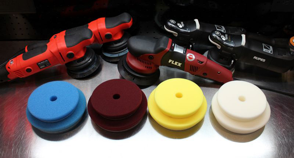 Buff and Shine Uro Tec Foam Pads