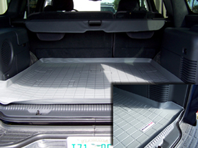 Cargo Liners Amp Organizers Protect Your Suv Cargo Area From Stains With A Custom Cargo Liner