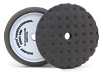 8.5 inch Black finishing CSS foam pad