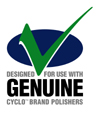 Cyclo Genuine Brand Polishers
