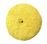 Cyclo Polisher DoublePrecision Yellow Medium Cut 50% Wool, 50% Wool Acrylic Pad