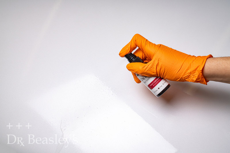 Dr. Beasley's Nano-Resin MX Kit How-To Guide