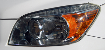 The McKee's 37 Complete Headlight Restoration Kit imrpoves vehicle appearance and safety