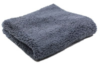 Speed Master Cloud 9 Gray Buffing Towel