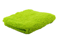Speed Master Cloud 9 Green Buffing Towel