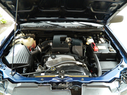 McKee's 37 Trim Detailer provides a rich, like-new appearance to engine bays