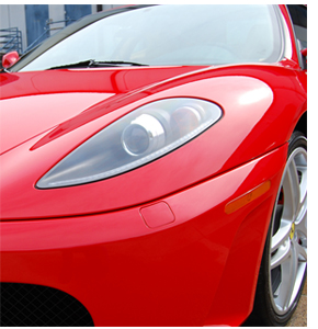 Wolfgang Fuzion amplifies the shine on the curves of your vehicle.