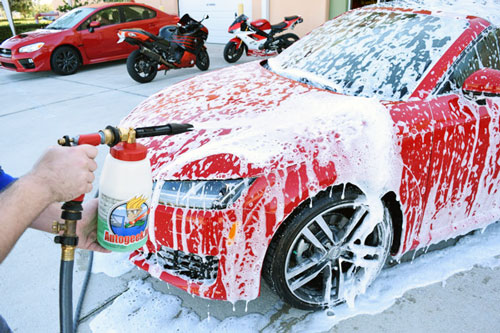 Foam Guns makes every car wash that much easier.