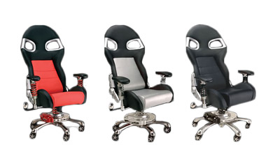 Pitstop LXE Office Chairs