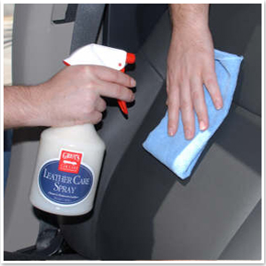 Griot S Garage Leather Care Spray Griots Garage Leather
