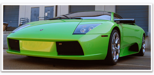 Check out the gloss on this 2006 Lamborghini Murcielago waxed with Dodo Juice Light Fantastic!