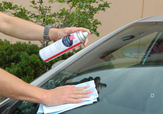 Griot's Garage Glass Cleaning Cloths are lint-free for a streak free finish