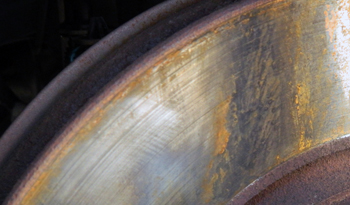 Hyde's Serum Rust Stopper puts an end to rusty brake rotors!