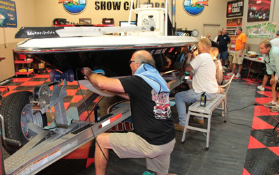 Learn how to detail your boat like a PRO with Marine 31 Boat Detailing Class!