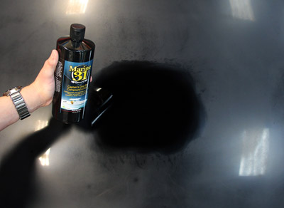 Marine 31 Captains One Step Compound and Polish