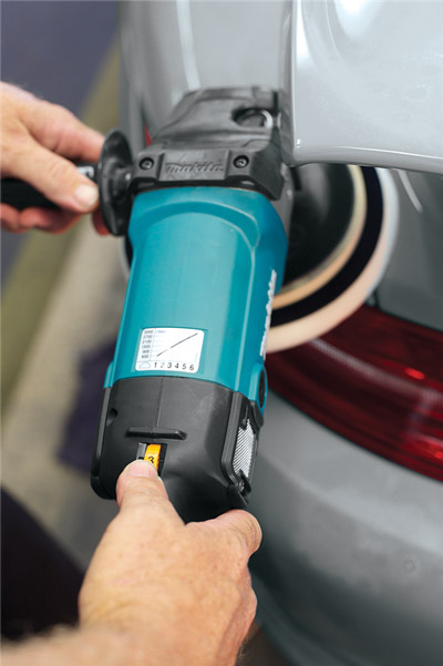 Makita 9237CX2 is perfect for the professional detailer