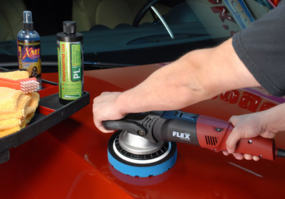 Jescar Power Lock provides a deep, wet looking shine and durable polymer protection for all painted finishes