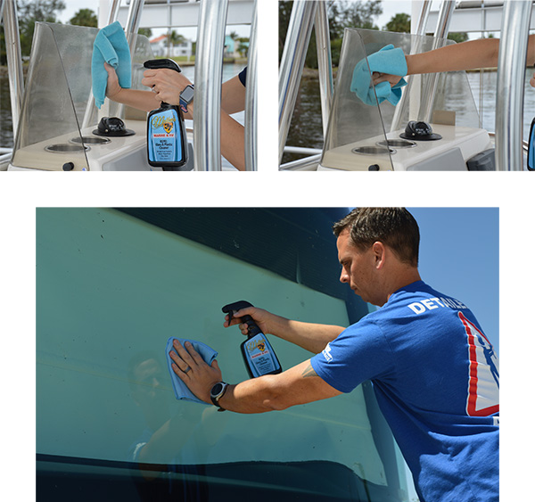Carrand Rv Window Cleaner : Mckees rv repel glass cleaner best
