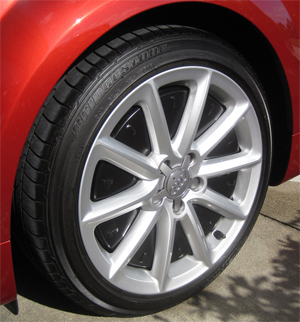 Mothers Reflections Advanced Tire Care