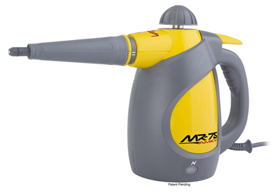 The Vapamore MR-75 Amico Handheld Steam Cleaner comes with a host of essential accessories