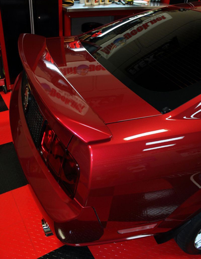 The Complete Guide to a Show Car Shine includes all the steps necessary to transform your vehicle's paint from dull and lifeless to shiny and glimmering