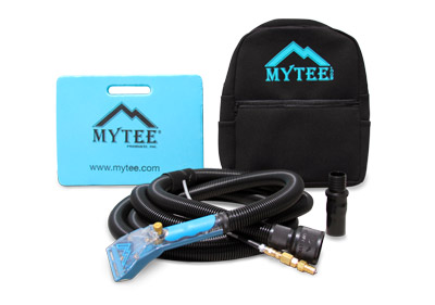 Mytee 8400DX Dry Upholstery Tool comes as a kit complete with added accessories