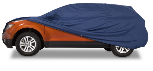 The Ultra'Tect fabric is available in custom fit car covers.