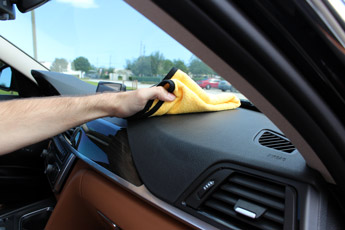 Use on dash boards