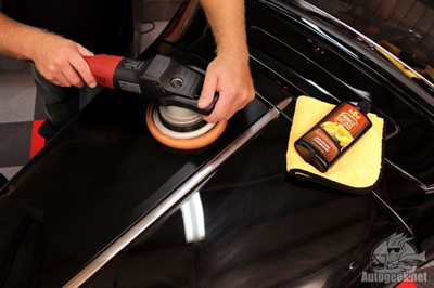 The FLEX XC3401 is the smoothest running, most powerful dual action polisher