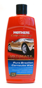 Mothers California Gold Pure Carnauba Wax Liquid