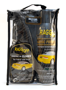 RaggTopp Fabric Convertible Top Kit