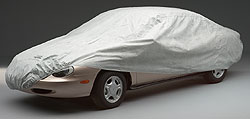 Ready Fit covers offer lightweight protection at a moderate price.