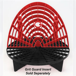 Grit Guard Washboard attaches to a Grit Guard Insert