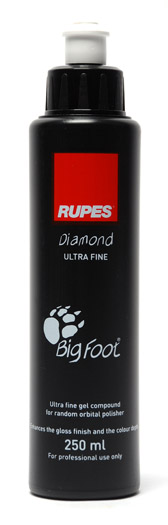 Rupes Diamond Polish is an ultra fine polish that creates a flawless finish on all paint systems