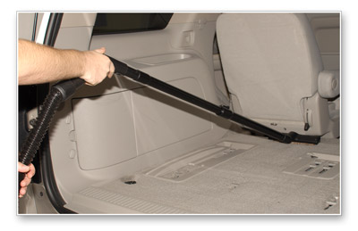 Autobahn Garage Vac telescoping wand