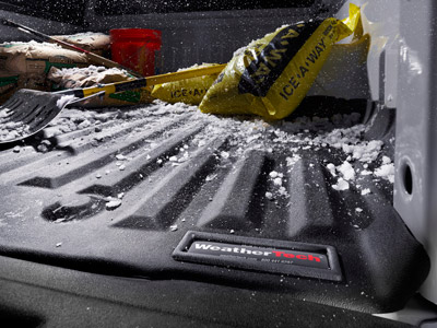 WeatherTech TechLiner keeps your truck bed protected from the elements