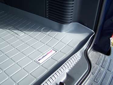 Weathertech Cargo Liners A Rear Deck Mat For Cars Vans
