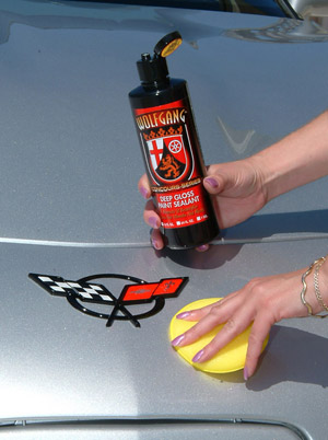 Wolfgang Deep Gloss Paint Sealant 3.0 provides crisp, clear reflections and winter-tough durability