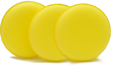Foam wax applicators
