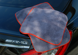 Chinchilla Microfiber Combo includes both sizes for all your detailing needs!