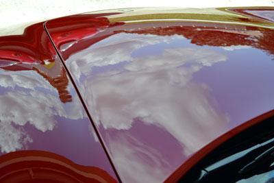 Wolfgang Uber Compound creates a high gloss finish, even on soft paint!