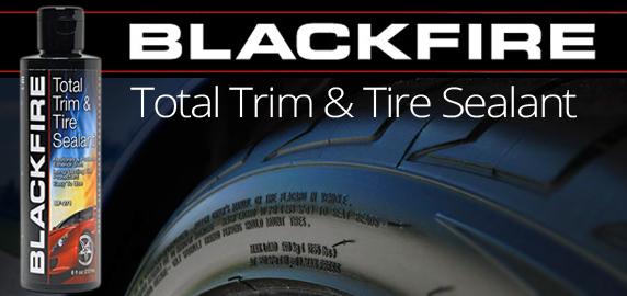 BLACKFIRE Total Trim & Tire Sealant