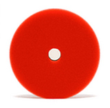 Red Finishing HD Orbital 6 Inch Foam Pad