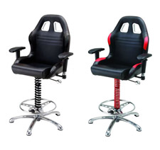 Pitstop Formula Bar Chairs